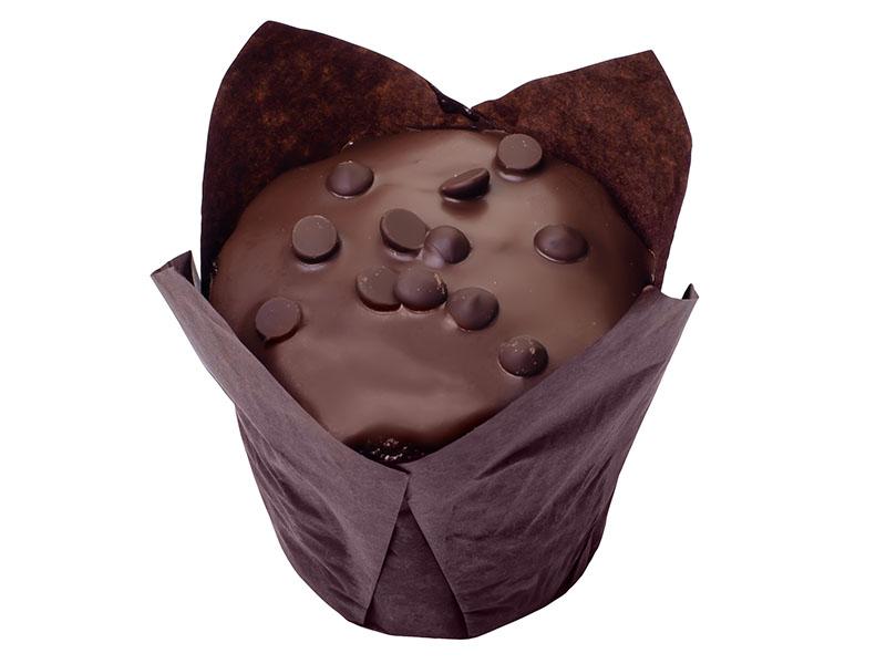 Шоколадний маффін