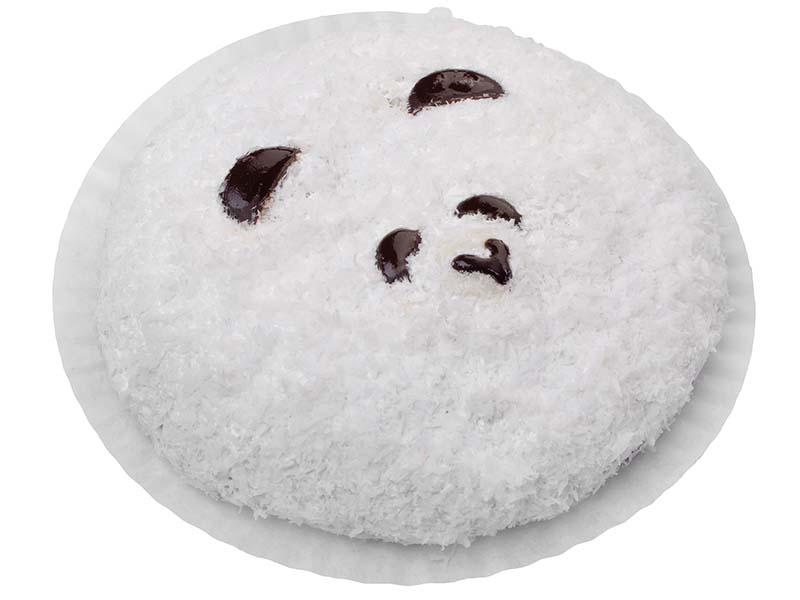 Кокосове печиво Панда