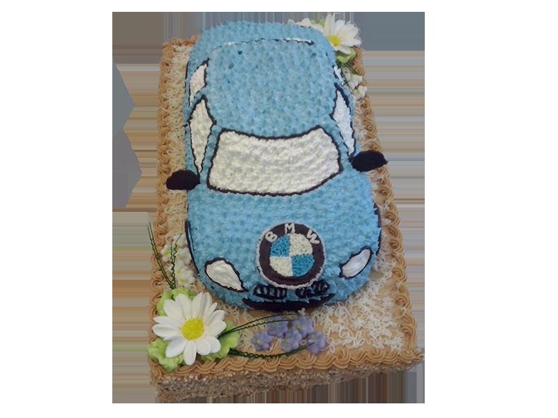 Торт авто BMW