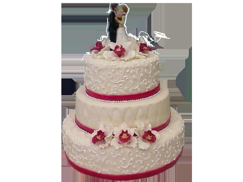 Торт для закоханих